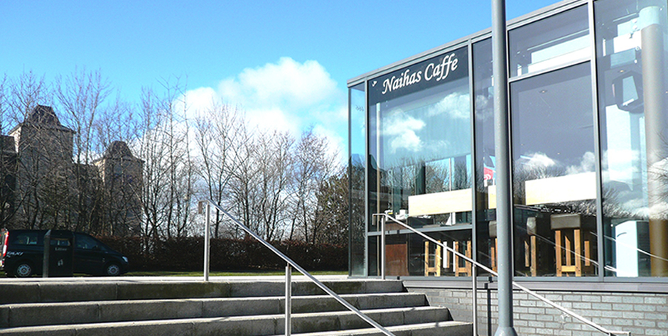 Coffee Shop, Edinburgh Park