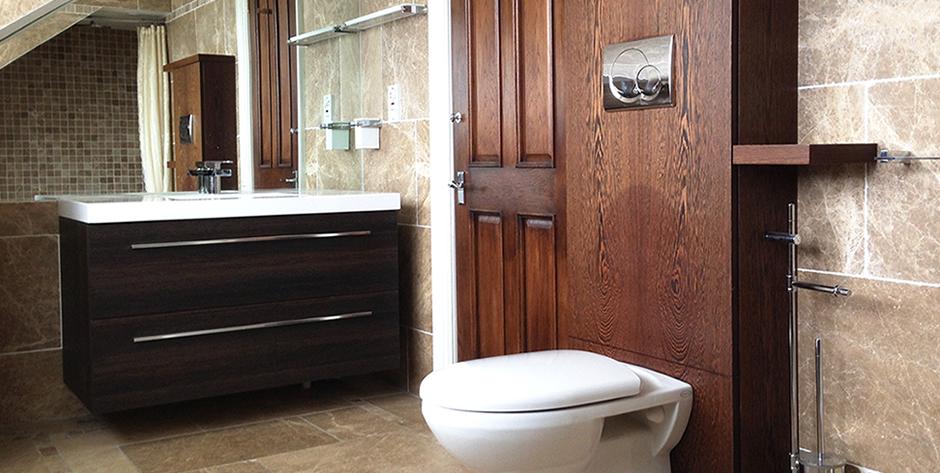 New Bathroom Fit-out, Edinburgh
