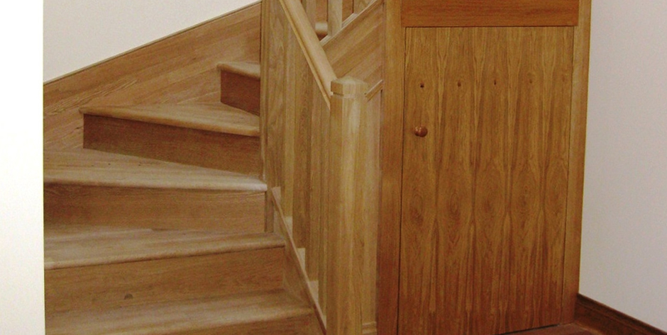 Bespoke Joinery Staircase